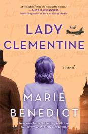Lady Clementine  by Benedict, Marie