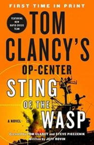 Tom Clancy's Op-Center Sting of the wasp by Rovin, Jeff