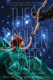 These broken stars  by Kaufman, Amie