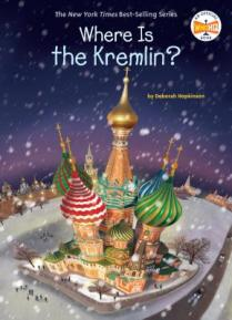 Where is the Kremlin?  by Hopkinson, Deborah