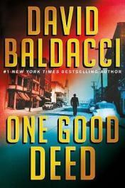 One good deed by Baldacci, David