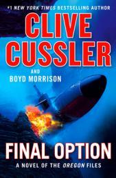 Final option by Cussler, Clive