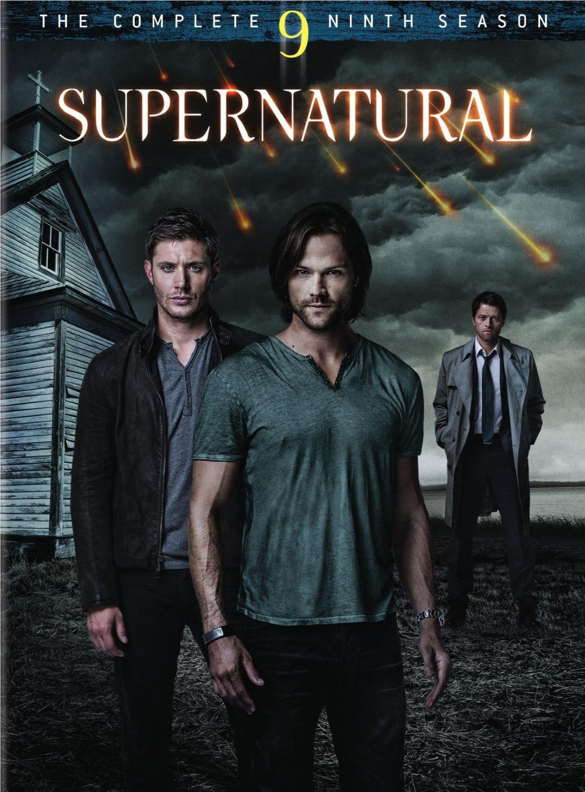 Supernatural The complete ninth season by Kripke, Eric