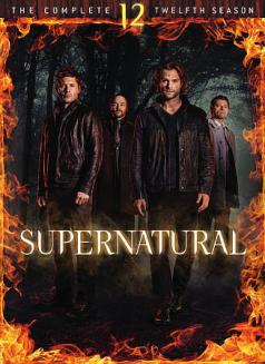 Supernatural, The Complete Twelfth Season  by Sgriccia, Philip J.