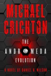The Andromeda evolution : a novel by Wilson, Daniel H. (Daniel Howard)