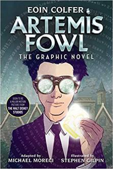 Artemis Fowl : the graphic novel by Moreci, Michael