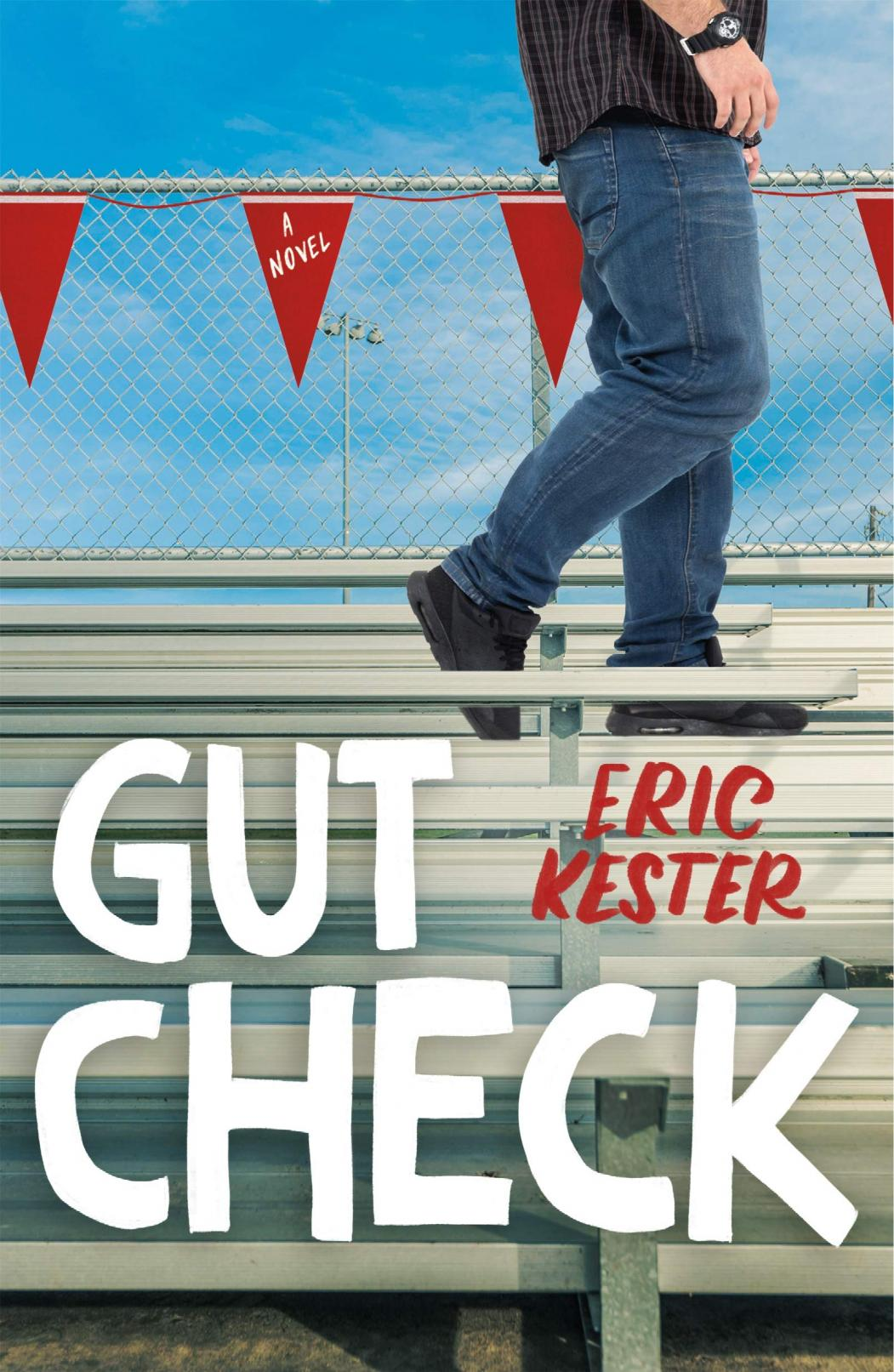 Gut check by Kester, Eric