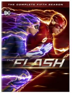 The flash The complete fifth season by Gustin, Grant