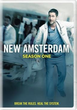 New Amsterdam Season one by Dennis, Kate