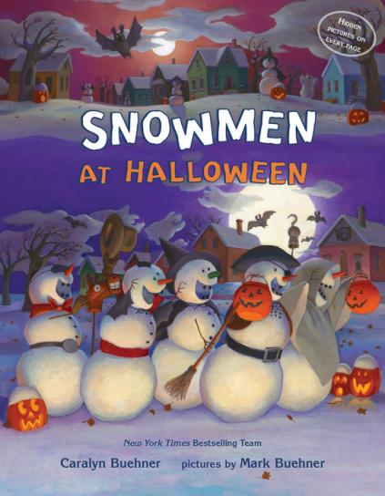 Snowmen at Halloween by Buehner, Caralyn