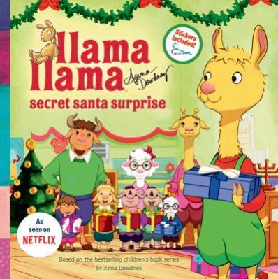 Llama Llama secret Santa surprise  by Penguin Young Readers Group