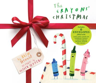 The crayons' Christmas by Daywalt, Drew