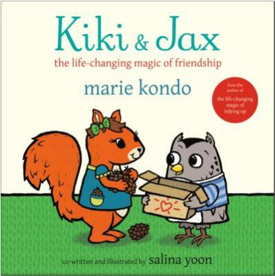 Kiki & Jax : the life-changing magic of friendship by Kondō, Marie