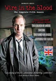 Wire in the blood The complete fifth season, Disc 2 by Leach, Phil.