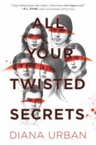 All your twisted secrets by Urban, Diana