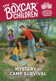 Mystery at Camp Survival by Warner, Gertrude Chandler