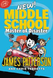 Master of disaster by Patterson, James