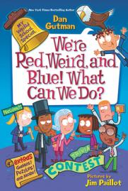 We're red, weird, and blue! what can we do? by Gutman, Dan