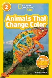 Animals that change color by Romero, Libby