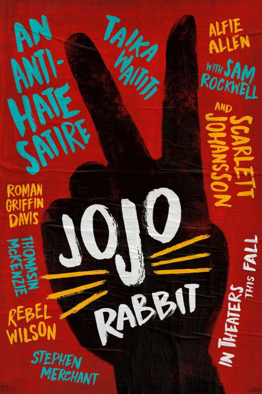 Jojo Rabbit by Waititi, Taika