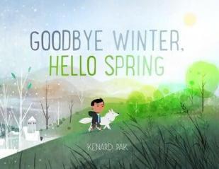 Goodbye winter, hello spring  by Pak, Kenard