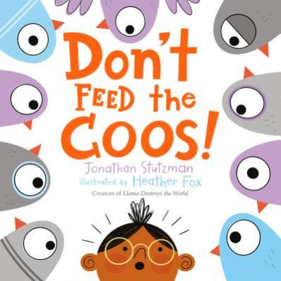 Don't feed the coos!  by Stutzman, Jonathan
