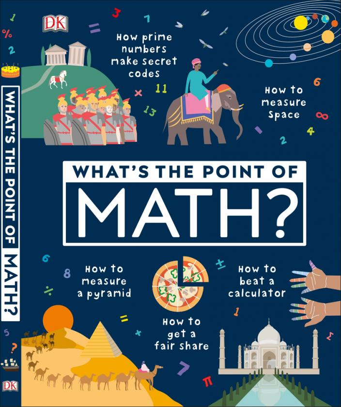 What's the point of math?  by Davis, Ben Ffrancon