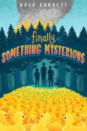 Finally, something mysterious by Cornett, Doug