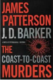 The coast-to-coast murders by Patterson, James