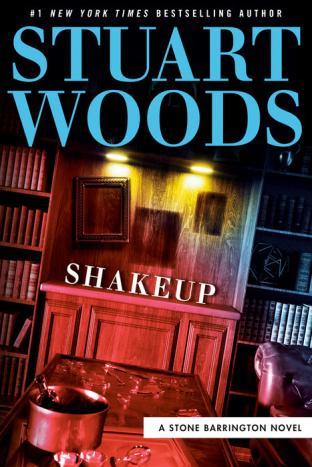 Shakeup by Woods, Stuart