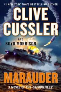 Marauder by Cussler, Clive