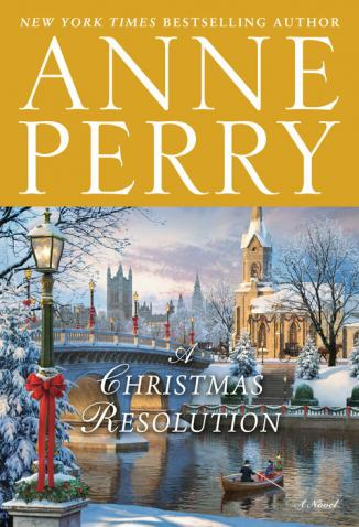 A Christmas resolution : a novel by Perry, Anne
