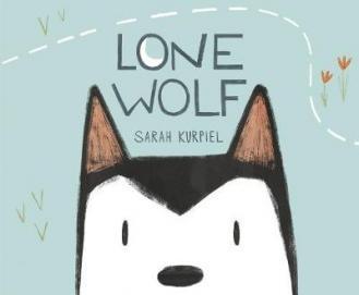 Lone wolf by Kurpiel, Sarah