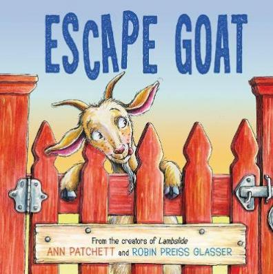 Escape goat by Patchett, Ann