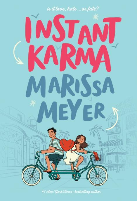 Instant karma  by Meyer, Marissa