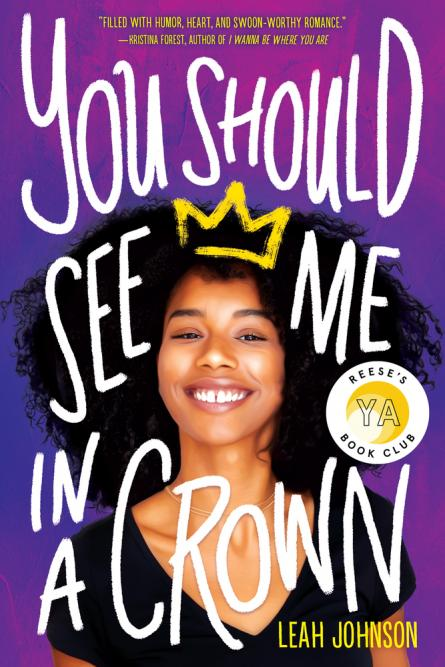 You should see me in a crown by Johnson, Leah