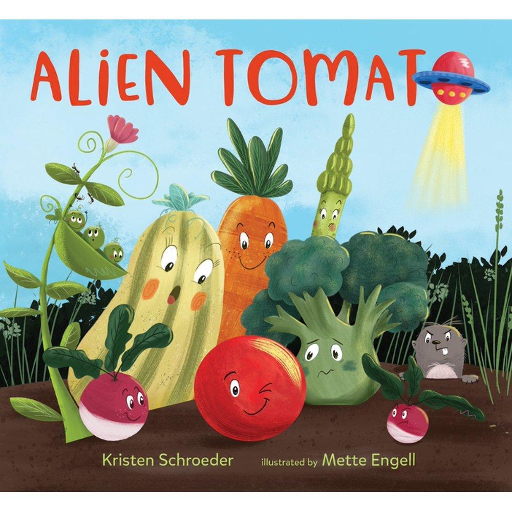 Alien tomato by Schroeder, Kristen