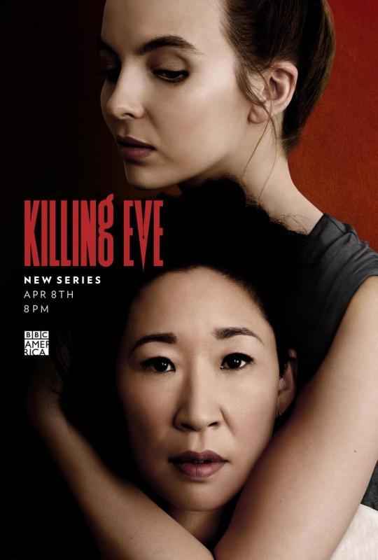 Killing Eve Season 3 by Bodina, Kim
