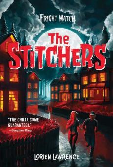 The stitchers by Lawrence, Lorien