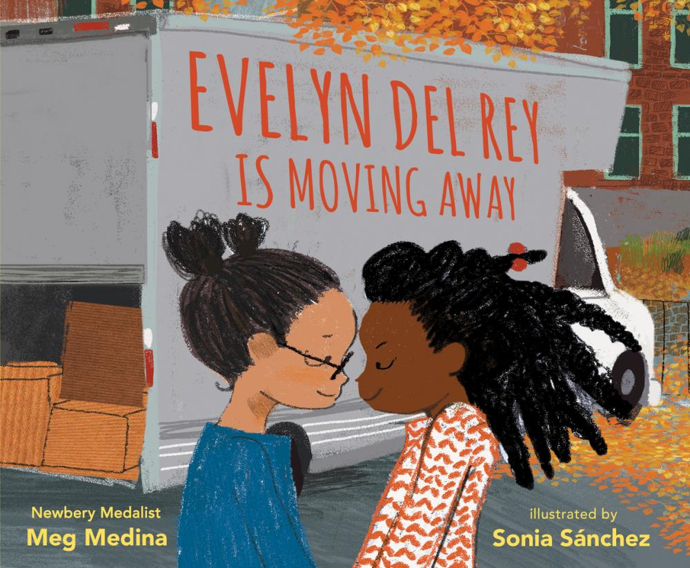 Evelyn Del Rey is moving away  by Medina, Meg