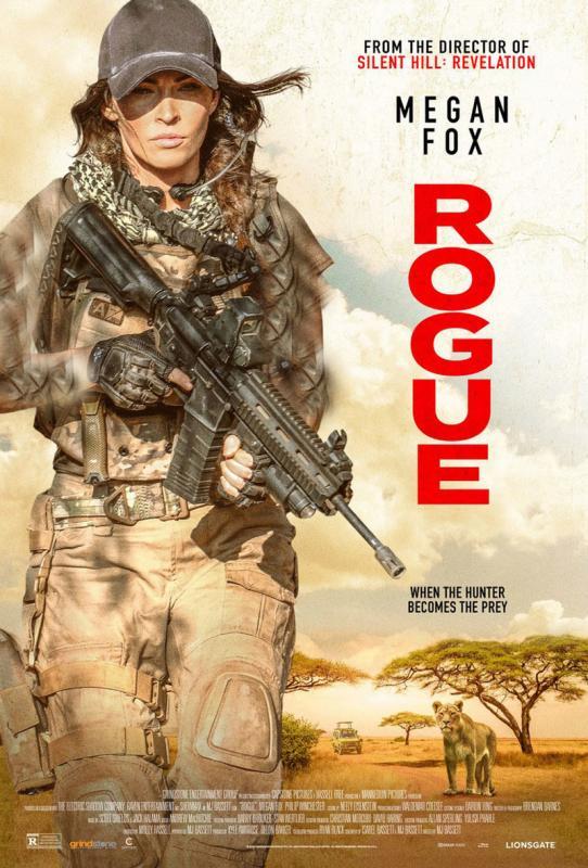 Rogue by Fox, Megan.