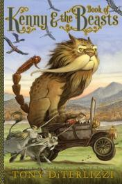 Kenny and the book of beasts  by DiTerlizzi, Tony