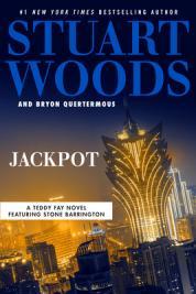 Jackpot by Woods, Stuart
