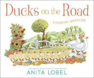 Ducks on the road  by Lobel, Anita