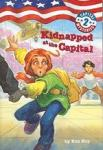 Kidnapped at the Capital (Bound for Schools & Libraries)  by Roy, Ron