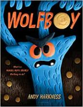 Wolfboy by Harkness, Andy