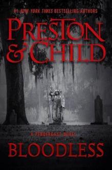 Bloodless  by Preston, Douglas J.