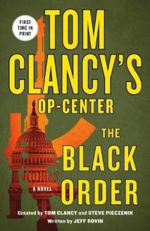 Tom Clancy's Op-center The Black Order by Rovin, Jeff