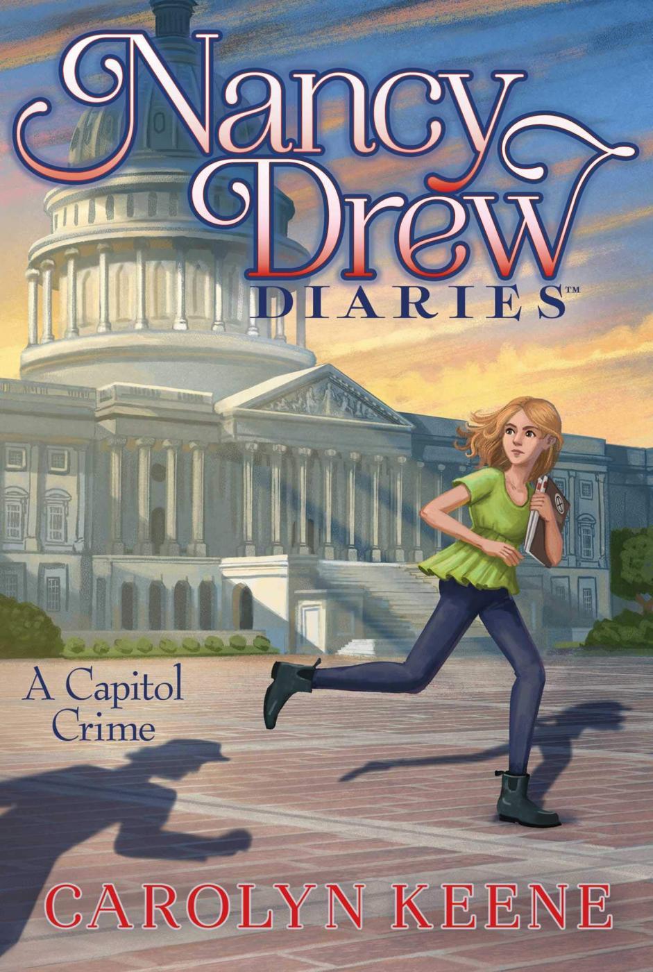 A Capitol crime by Keene, Carolyn