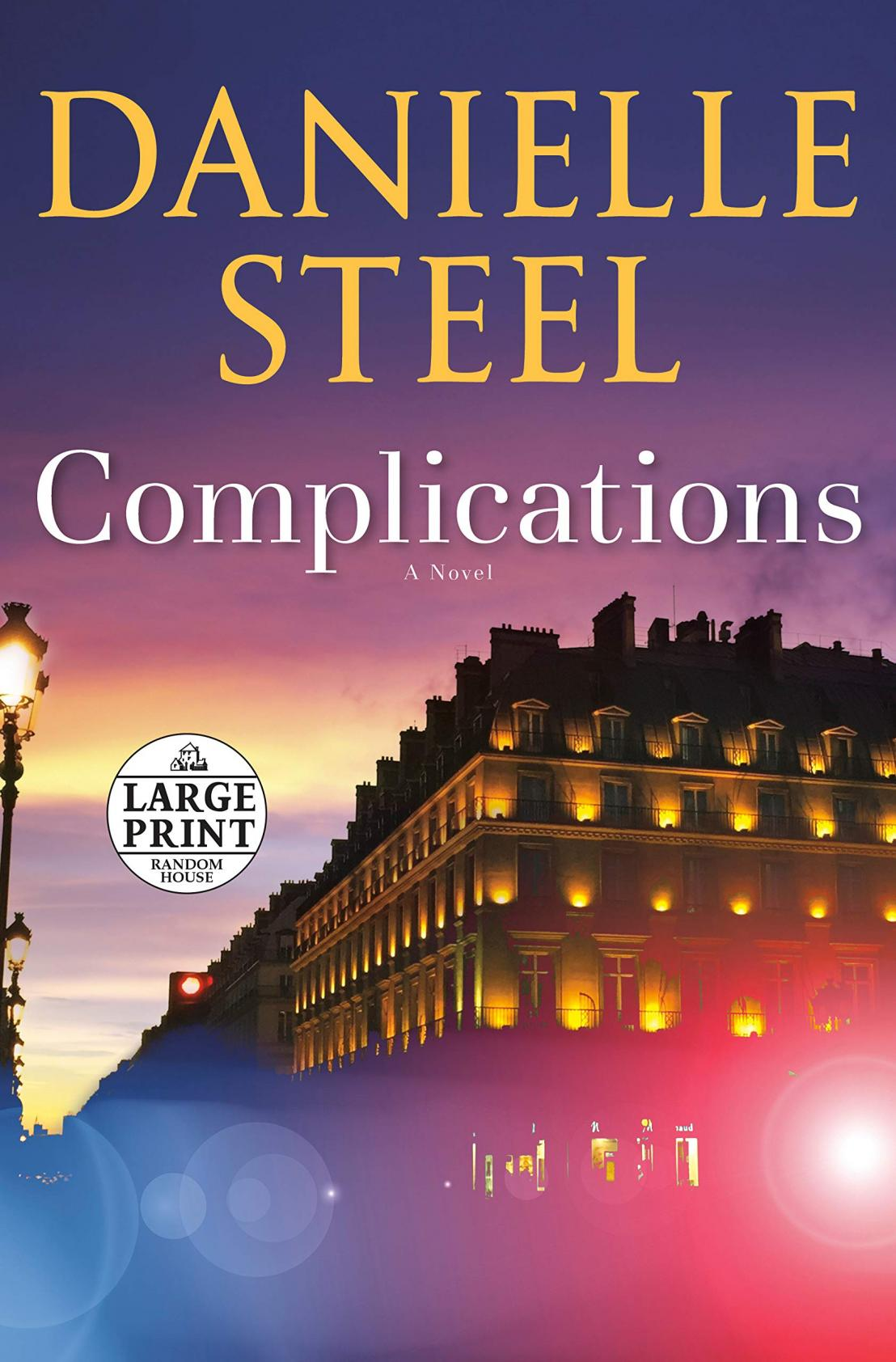 Complications by Steel, Danielle